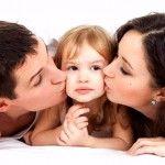 8 Fraze care trebuie să audă copilul să crească fericit