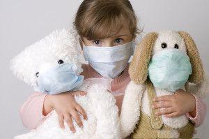 Copiii care sunt bolnavi în grădiniță se va imbolnavi mai des