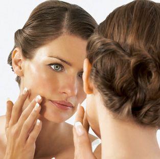 за проблемна мазна грижа за кожата