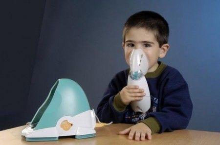 Ингалятор для детей от кашля и насморка 1