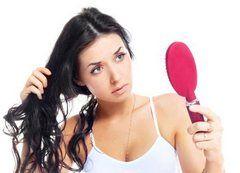 Эффективные домашние средства против выпадения волос