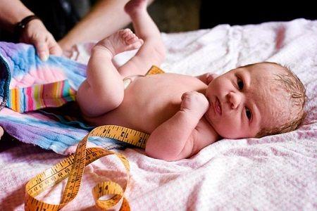 Еритема при новородени