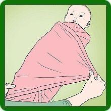 До какого возраста пеленать грудничка