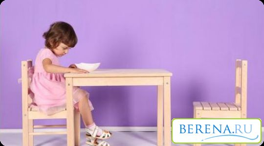 К приходу в детский сад каждый ребенок должен уметь самостоятельно есть, одеваться и пользоваться горшком