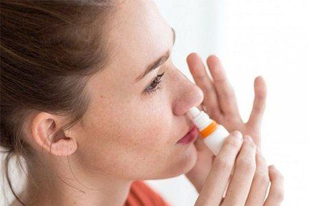 Какие капли в нос можно при беременности 1