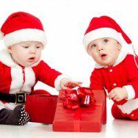 Какъв подарък да даде на детето си от седем месеца от новата година?