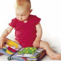 Книги за деца под една година