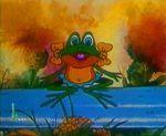 Лягушка Пипа мульт 1992 г.