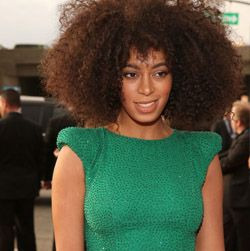 Beyonce Knowles Solange