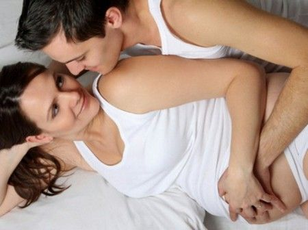 Възможно е да се прави секс по време на бременност