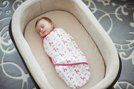 Нужно ли пеленать ребенка с рождения
