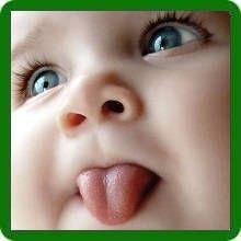 Налет на языке у грудничка