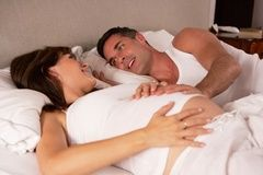 Вреден ли оргазм при беременности