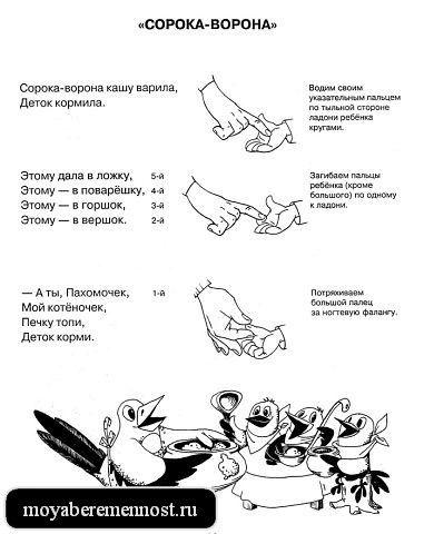 пръстите игри