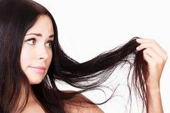 Защо zhirneyut коса и как да се грижим за тях?