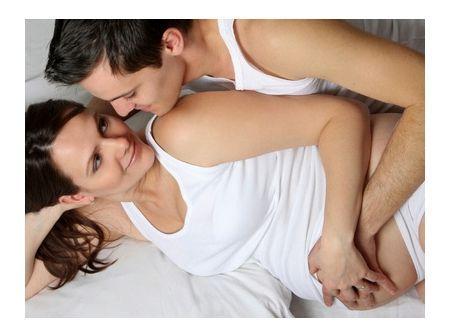Пози за бременни жени