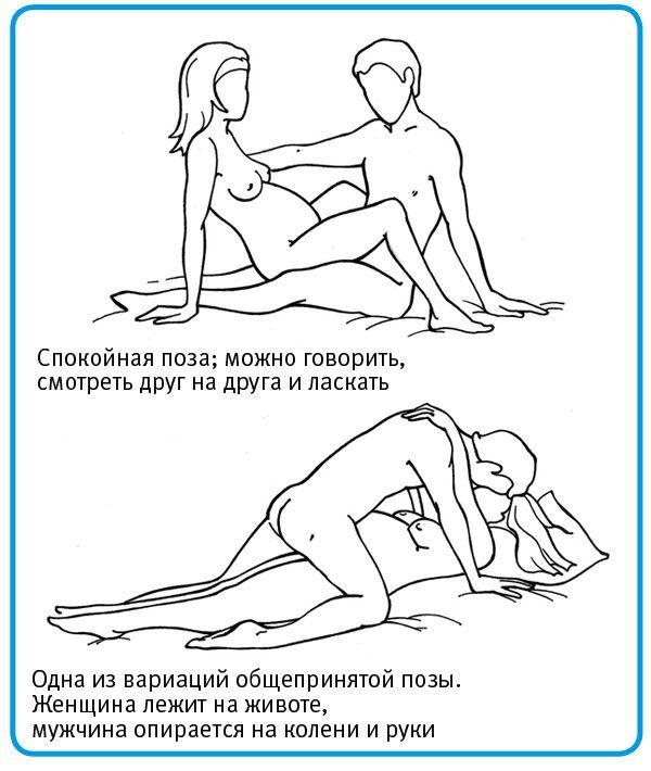 Позиции бременни 2
