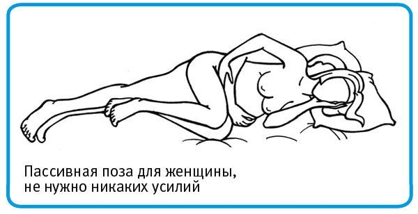 Пози за бременни жени 5