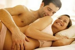 Секс позиции по време на бременността