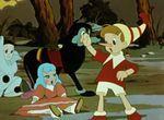 Aventurile lui Pinocchio CARICATURĂ 1979