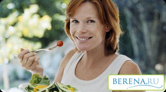 Правилното хранене може да помогне за намаляване на сутрешно гадене, коригира теглото, както и за да се избегне появата на акне