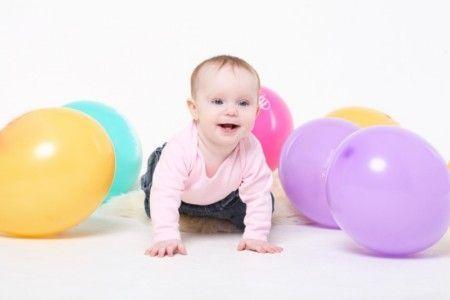 Развитие ребенка в 8 месяцев 2