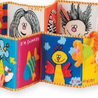Образователни книги за деца на 2-годишна възраст с ръцете си