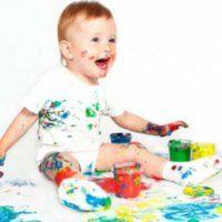 Рисуване за деца на 4 годишна възраст: как да се развият уменията на детето?