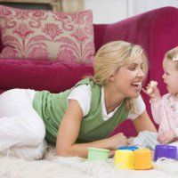 Ролята на майките във възпитанието на детето на възраст от 1 година