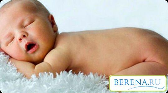 Няколко дни след раждането на трохи могат да се видят пилинг на кожата, който е естествен физиологичен процес