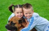 Pas za obitelj s djecom