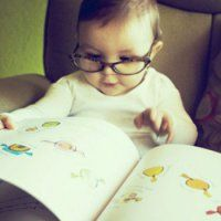 Списък на най-добрите детски книги за деца до една година
