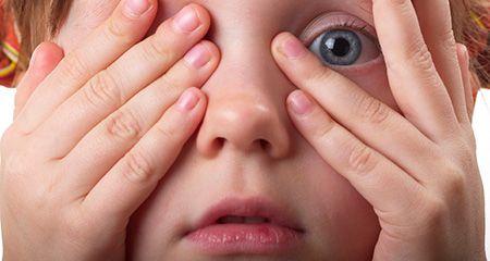 Почему возникают страхи у детей: причины