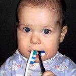 В россии запатентована лечебная зубная щетка с золотом и серебром