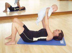 Възвръщане на вашата фигура след раждане
