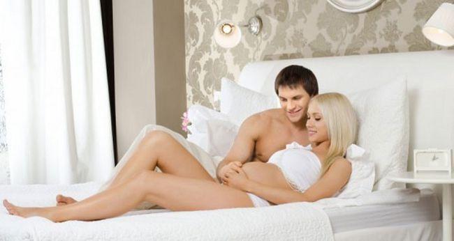 Особенности интимного влечения в разные периоды беременности