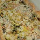 Запеканка из морской капусты - рецепт с фото - Шаг 1.